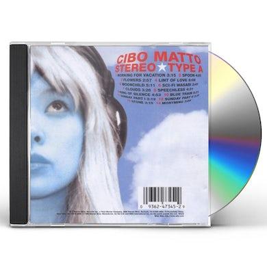 Cibo Matto STEREO TYPE A CD