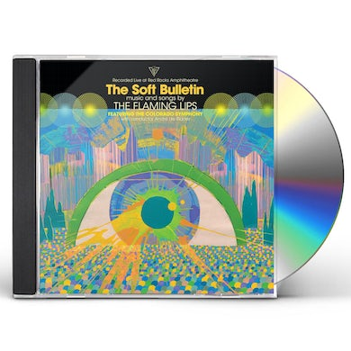The Flaming Lips Soft Bulletin: Live at Red Rocks CD