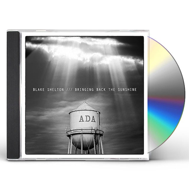 Blake Shelton BRINGING BACK THE SUNSHINE CD