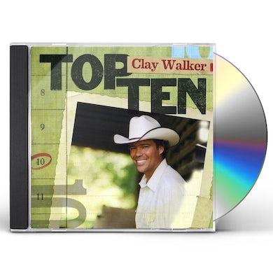 Clay Walker TOP 10 CD