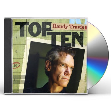 Randy Travis TOP 10 CD
