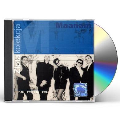 Maanam ZLOTA KOLEKCJA VOL 2 CD