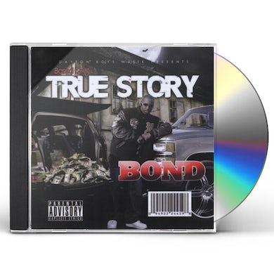 Bond TRUE STORY CD