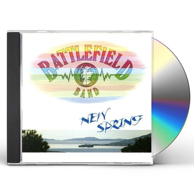Battlefield Band NEW SPRING CD