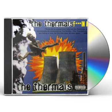 The Thermals FUCKIN A CD