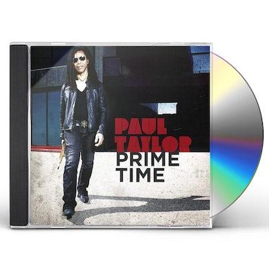 Paul Taylor PRIME TIME CD