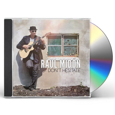 Raul Midon DON'T HESITATE CD