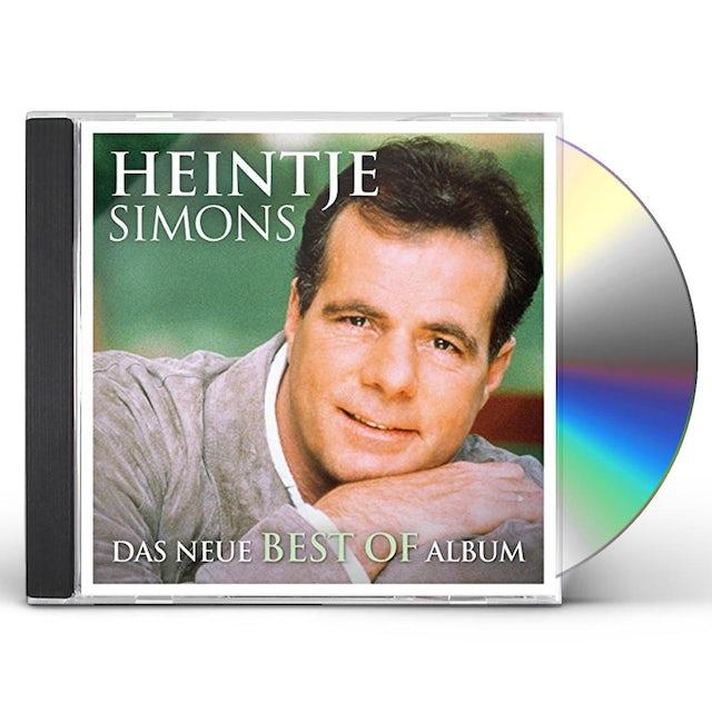 Heintje Simons DAS NEUE BEST OF ALBUM CD