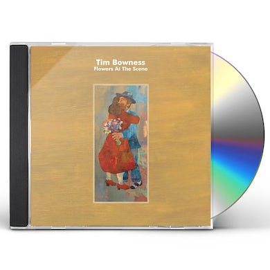 Tim Bowness FLOWERS AT THE SCENE CD
