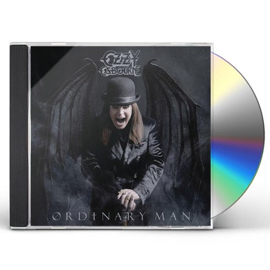 Ozzy Osbourne ORDINARY MAN CD