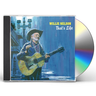 Willie Nelson THAT'S LIFE CD