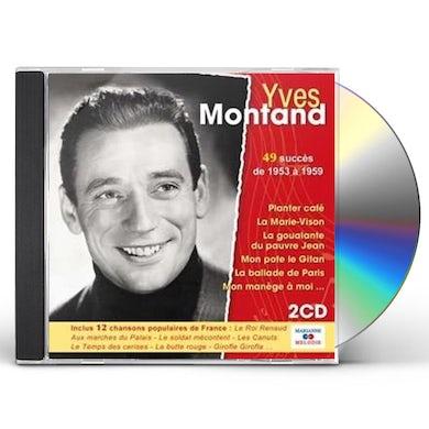 Yves Montand SAME CD
