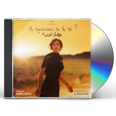 Khaled Mouzanar ET MAINTENANT ON VA OU / Original Soundtrack CD
