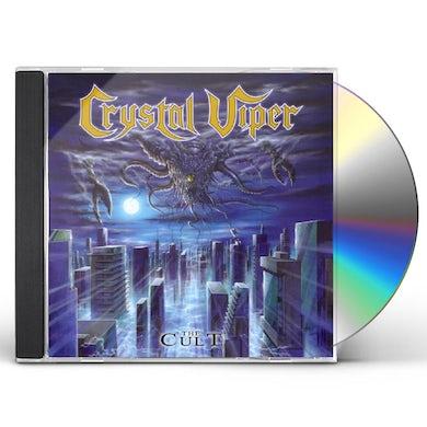 Crystal Viper CULT CD