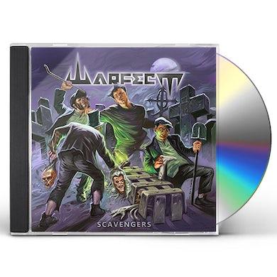 Warfect SCAVENGERS CD