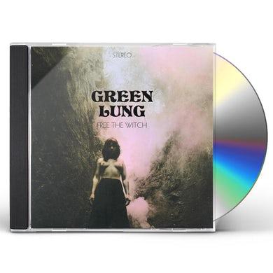 Green Lung FREE THE WITCH CD