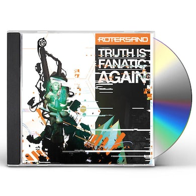 Rotersand TRUTH IS FANATIC AGAIN CD