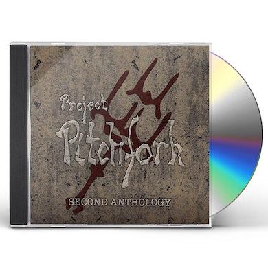 Project Pitchfork SECOND ANTHOLOGY CD