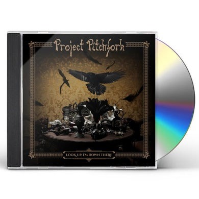 Project Pitchfork LOOK UP I'M DOWN THERE CD