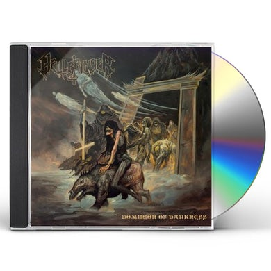 Hellbringer DOMINION OF DARKNESS CD