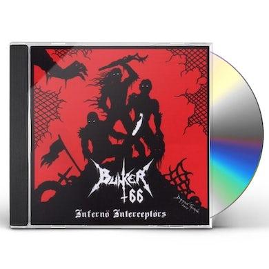 Bunker 66 INFERNO INTERCEPTORS CD