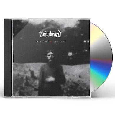 Ouijabeard DIE & LET LIVE CD