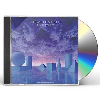 Eddie Jobson THEME OF SECRETS CD