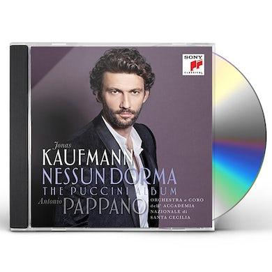 Jonas Kaufmann NESSUN DORMA: PUCCINI ALBUM CD