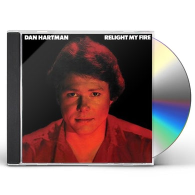 Dan Hartman RELIGHT MY FIRE CD