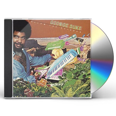 George Duke FOLLOW THE RAINBOW CD