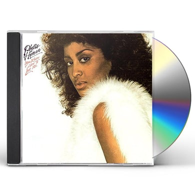 Phyllis Hyman YOU KNOW HOW TO LOVE ME CD