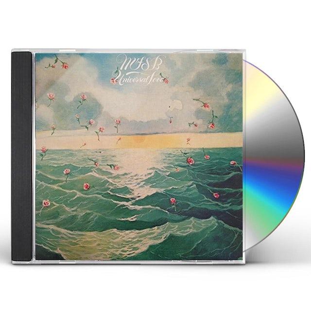 Mfsb UNIVERSAL LOVE CD
