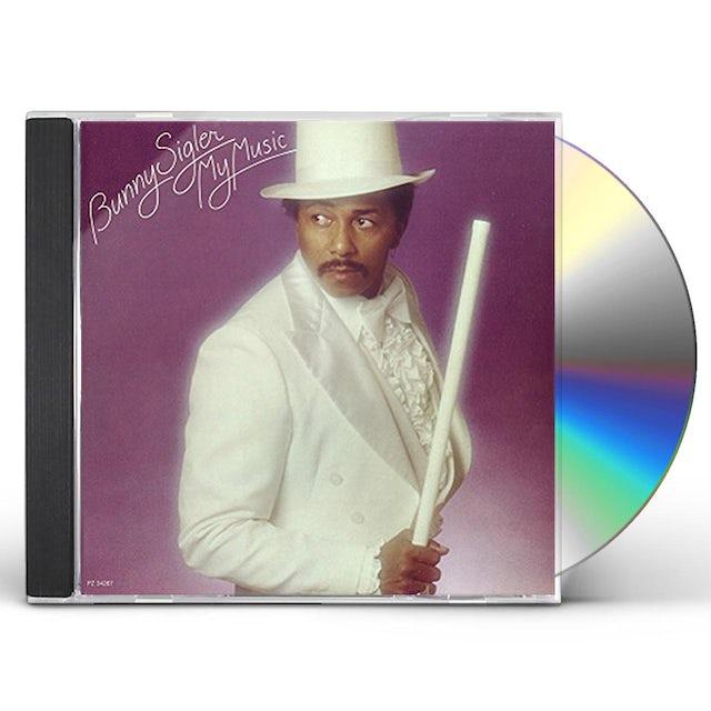 Bunny Sigler MY MUSIC CD