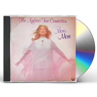 Andrea True Connection MORE MORE MORE CD