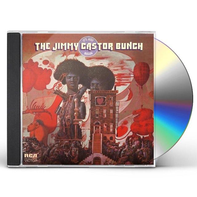 Jimmy Bunch Castor IT'S JUST BEGUN CD