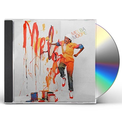 Melba Moore MELBA CD