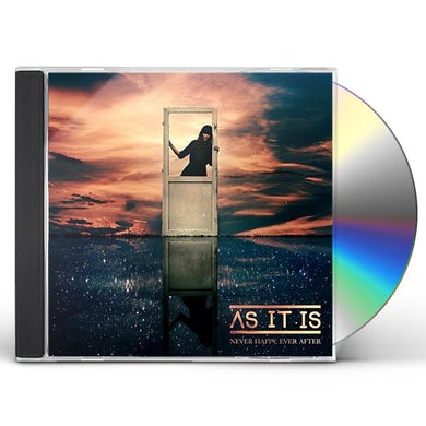 As It Is NEVER HAPPY. EVER AFTER CD