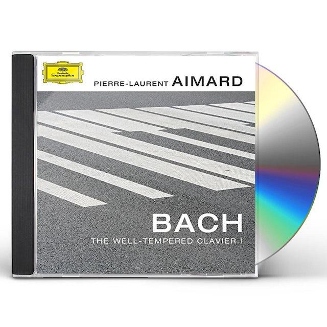 Pierre-Laurent Aimard BACH: DAS WOHLTEMPERIERTE CLAVIER CD
