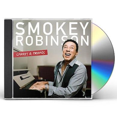 Smokey Robinson & FRIENDS CD
