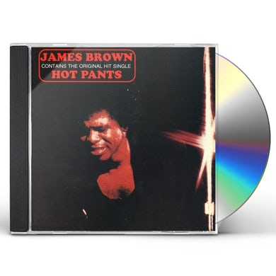 James Brown HOT PANTS CD