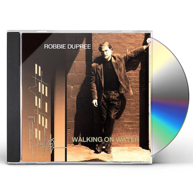 Robbie Dupree WALKING ON WATER CD