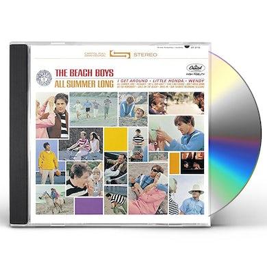 The Beach Boys ALL SUMMER LONG CD