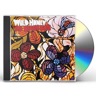 The Beach Boys WILD HONEY CD