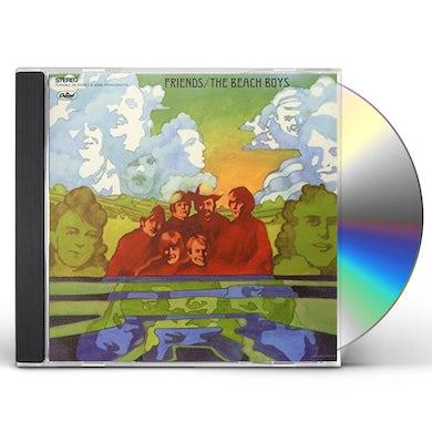 The Beach Boys FRIENDS CD