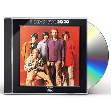 The Beach Boys 20/20 CD
