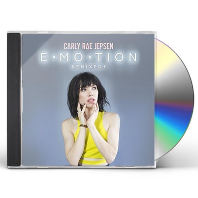 Carly Rae Jepsen EMOTION REMIXED + CD