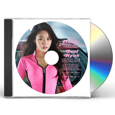 AOA AI WO CHOUDAI: SEOLHYUN EDITION CD