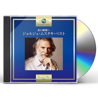 GEORGES MOUSTAKI CD