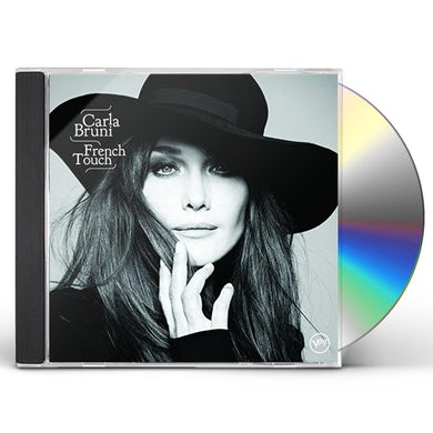 Carla Bruni FRENCH TOUCH CD