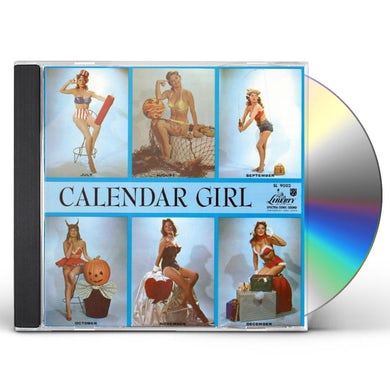 Julie London CALENDER GIRL CD